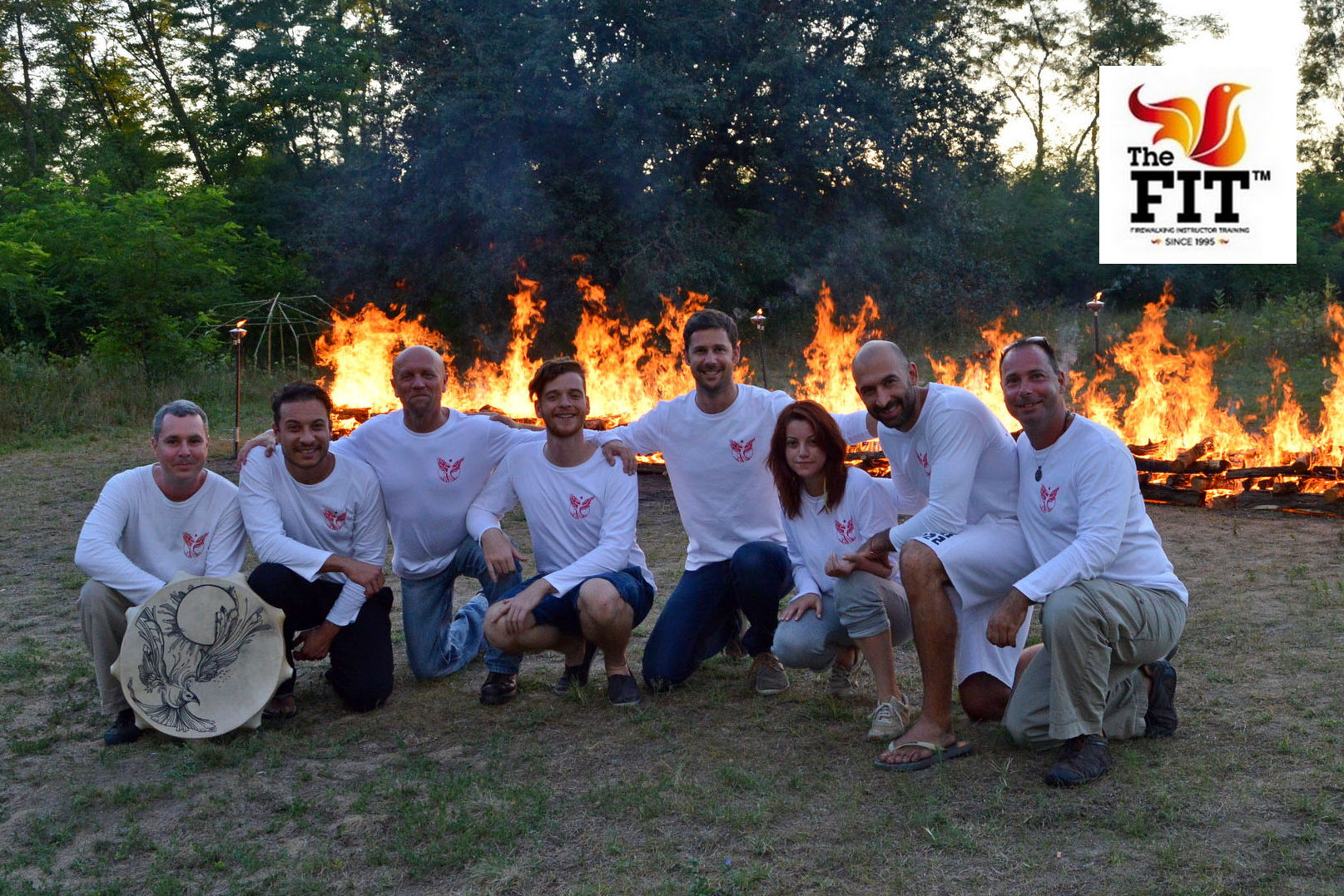 Firewalking Instructor Team International