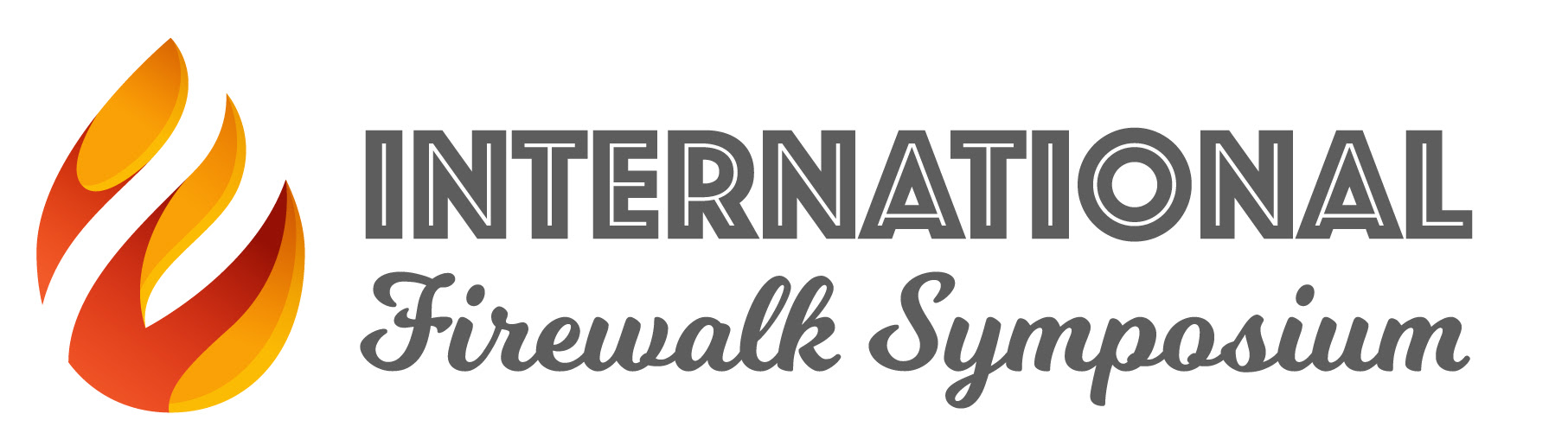 International Firewalking Symposium logo