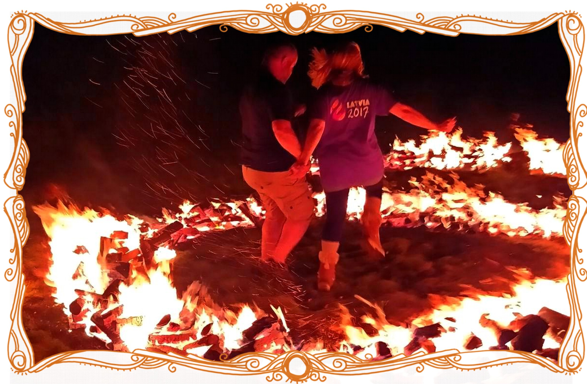 1st Firewalk Symposium photo album
