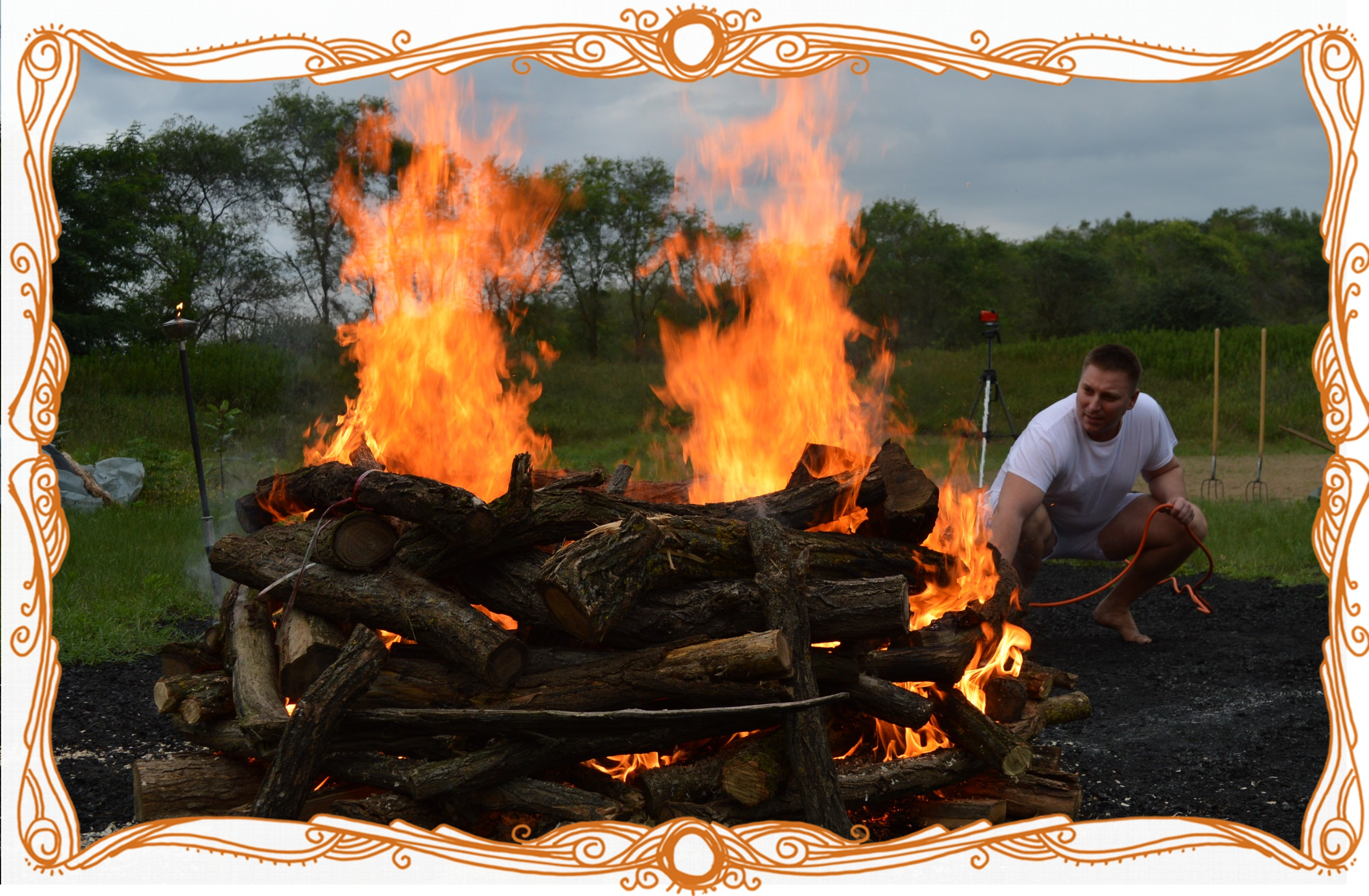 private firewalking instructor training